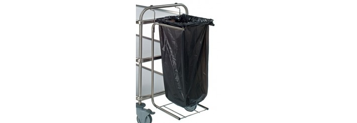Accessories for serving trolleys