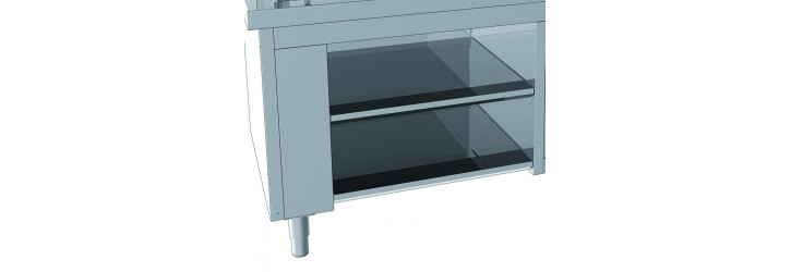 Options for bain-marie units