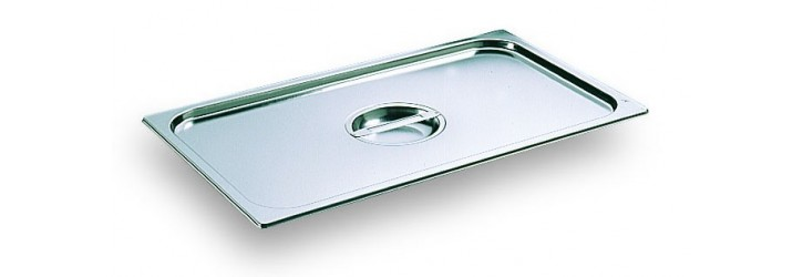 Lid with handle for container without handle