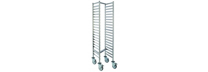 80% nestable racking trolleys