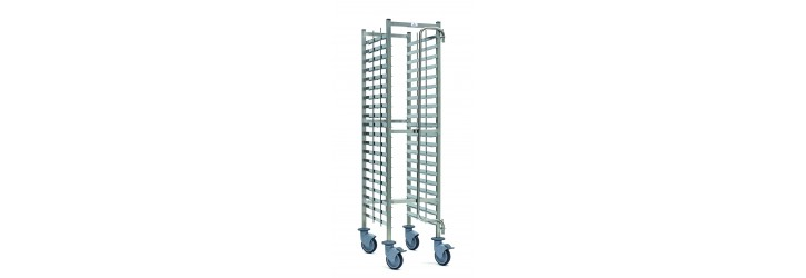 Optional reinforced - Optimo trolleys