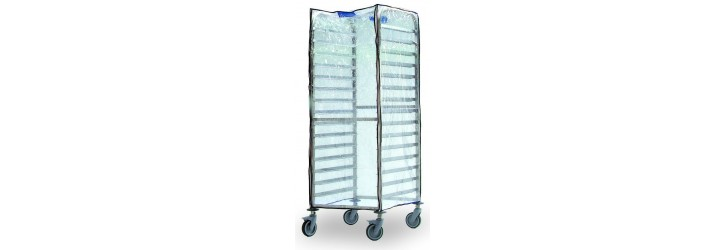 For 600x400 racking trolleys