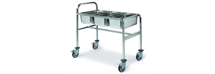 3GN1/1 container trolley