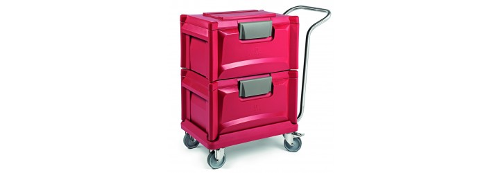 """Mobile base for """"Sherpa"""" insulated containers"""