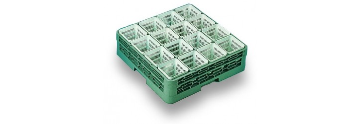 Accessories for dishwasher baskets