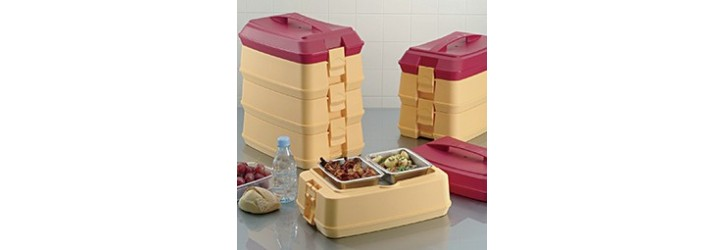 Individual meal carrier