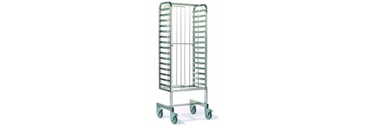 "Trolleys for ""Trans'therm"" ovens"